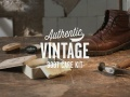 Pepe Jeans: Authentic Vintage Boot Care Kit