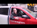 Norwegian: discover New York City. Real-time