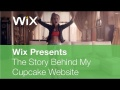 Wix: The Story Behind My Cupcake Website