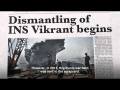 "Bajaj Auto - ""The Rebirth of INS Vikrant"""