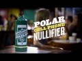 Polar beer, a beverage best enjoyed ice-cold