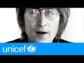 Sing IMAGINE with your favourite stars & John Lennon | UNICEF