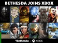 "XBOX and Bethesda: ""Bethesda Joins the Xbox Family"""